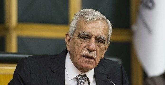 Ahmet Türk'ten Washington Post'ta 'Kayyum' Şikayeti