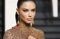 Adriana Lima Game Of Thrones'un Khaleesi'si Oldu